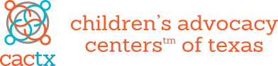 Children's Advocacy Centers Of Texas Logo